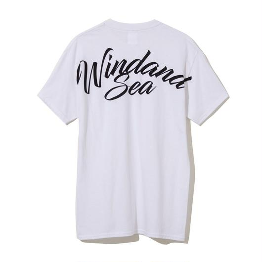WIND AND SEA T-SHIRTS  A
