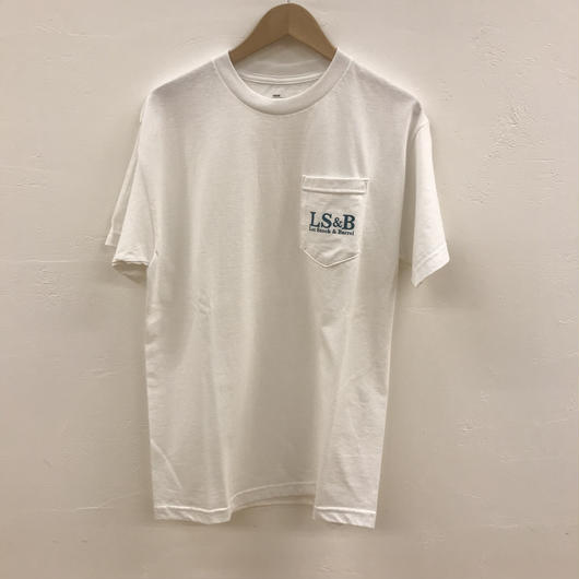 LOT, STOCK AND BARREL  POCKET TEE