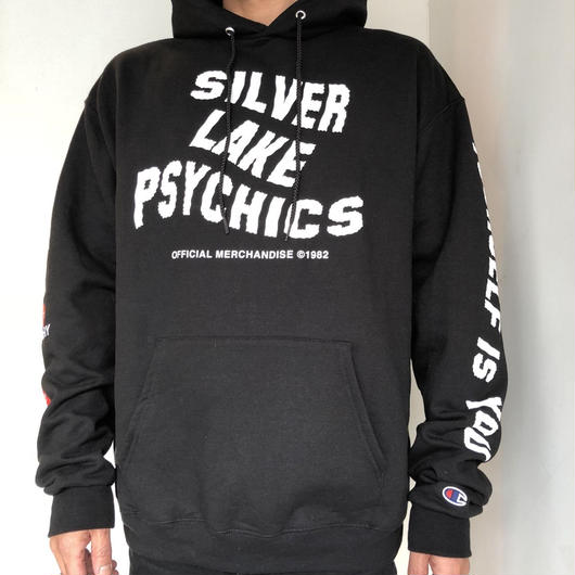 SILVERLAKEPSYCHICS hoodie