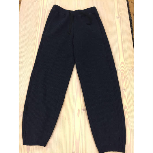 foof wool alpaca knit pants