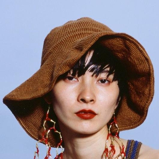 JUN MIKAMI 帽子