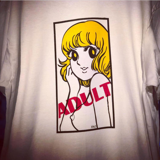 CALIFORNIA STORE  ADULT  tee