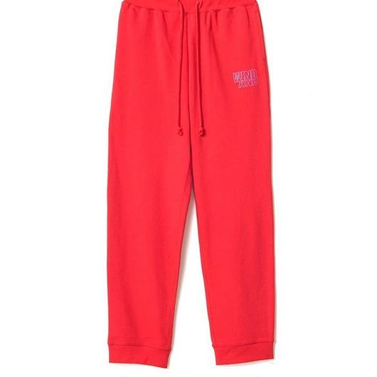 WIND AND SEA SWEAT PANTS  B