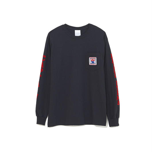 WIND AND SEA LONG SLEEVE CUT-SWEN  A