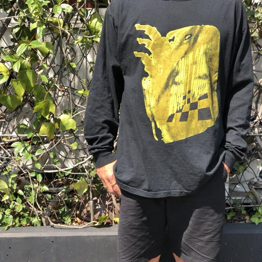 DON'T COME BURN L/S TEE