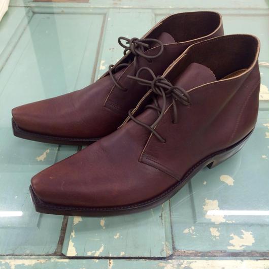 COBRA ROCK  Boots in Dark Brown
