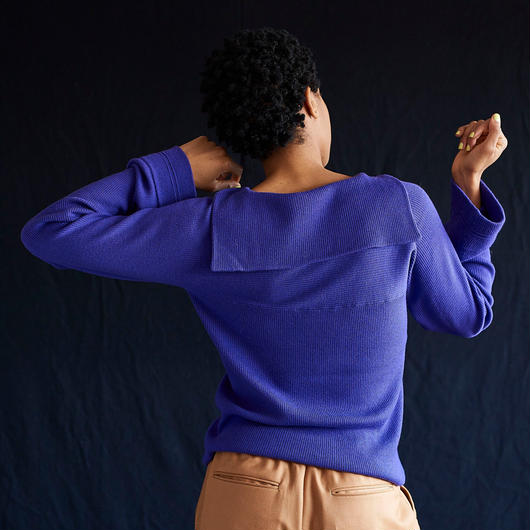 jonnlynx   rib sailor pullover
