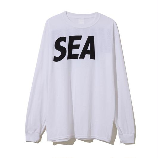 WIND AND SEA LONG SLEEVE CUT-SWEN  B