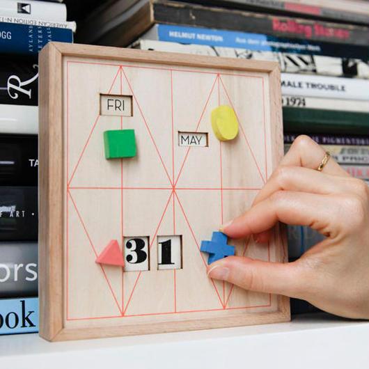 Calendar Box
