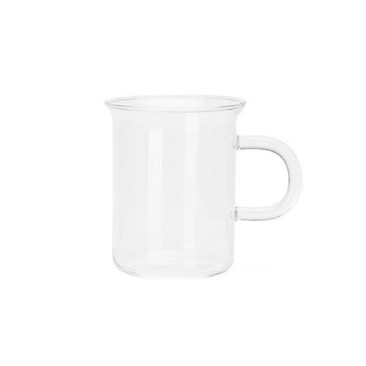 "Glass Handle Mug ""8oz"""