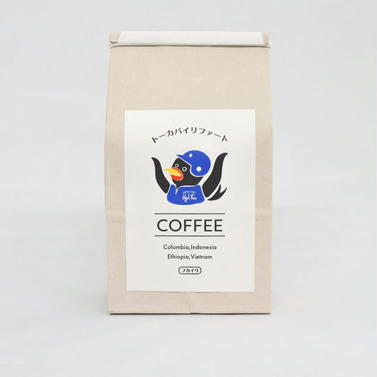 "TOCA original ""COFFEE"" 100g (bean)"