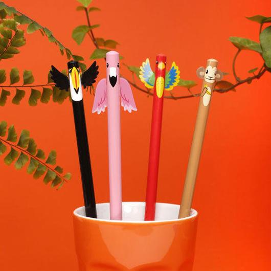 Tropical Pencils