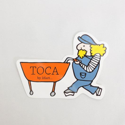 TOCA Sticker
