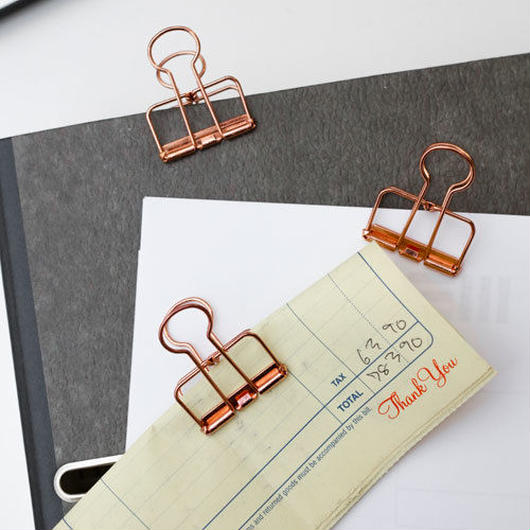 Copper Wire Clips
