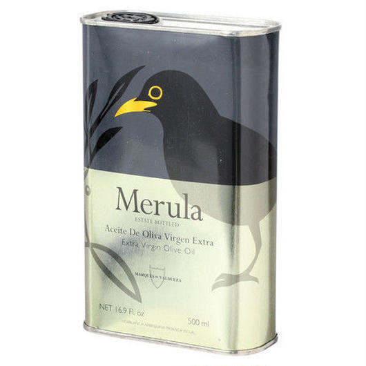 "Merula ""Extra virgin olive oil"""