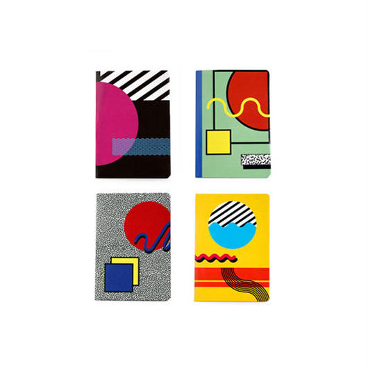 "New Wave Notebooks ""A6"