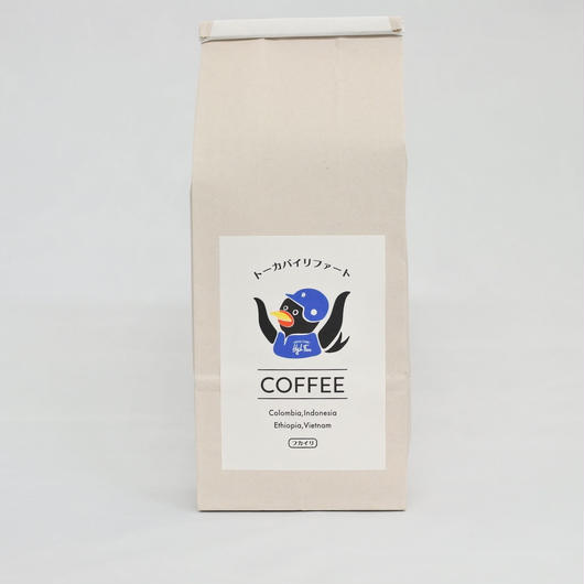 "TOCA original ""COFFEE"" 200g (bean)"