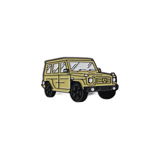 "J&M Lapel pin ""G-SUV"""