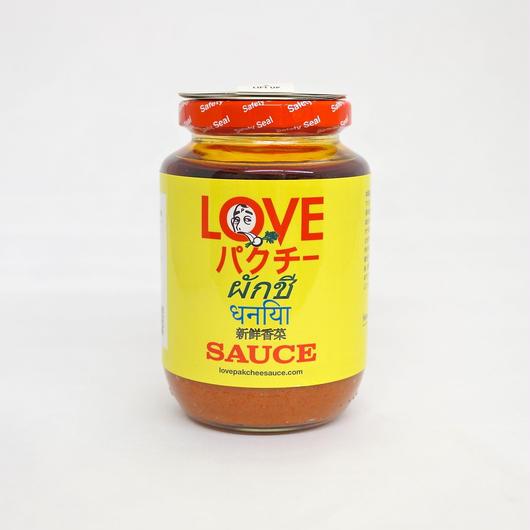 "LOVE パクチー SAUCE ""original"""