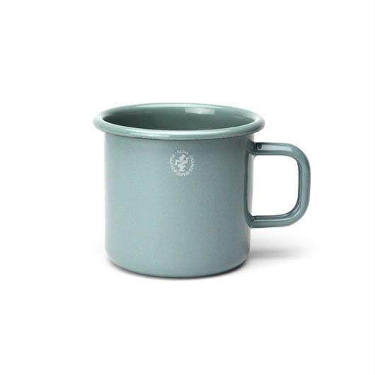 """Zuda Enamel Mug """"Dope gray"""""""