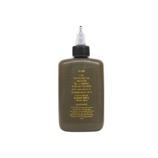 4oz Oil Bottle