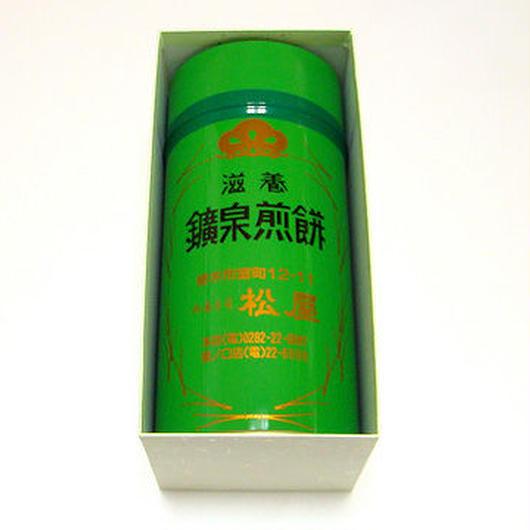 【進物用】鑛泉煎餅1缶(43枚入)※箱入り