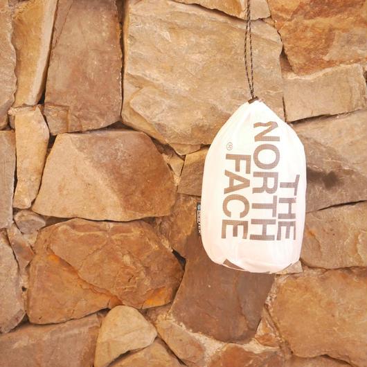 【The North Face × 徳澤園】スタッフバッグ3L ホワイト