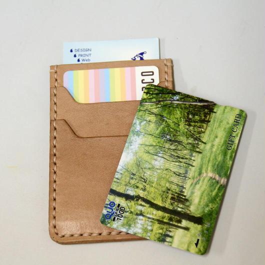 【革工房となかい】カードケース