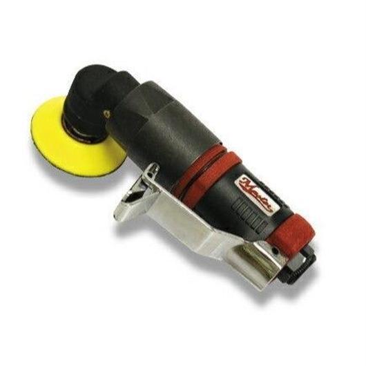 2inchパッド仕様!! ヘッドライト・バンパーなどの小面積の作業に大変便利!! 3inchパッドに交換すれば3inchも使用可能!新型ロープロフィールミニミニアングルポリッシャーMPT58080