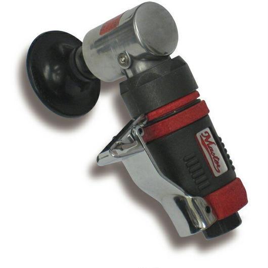 全長120mmのシングルアクションサンダー!! 2inch(約50mm)のロロックディスクが使用可能!! 大変便利です!!ミニミニ アングルロールロックサンダーMPT51010