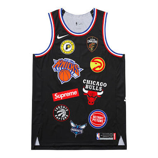 18ss supreme  NBA  NIKE  set up
