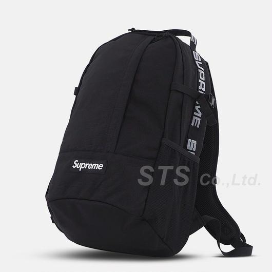 18ss supreme backpack