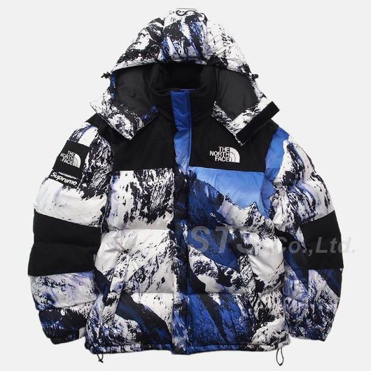 17fw supreme × the north face  bartoro jacket