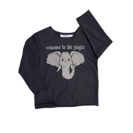 長袖Tシャツ(ぞうさん)SayPlease18-19aw