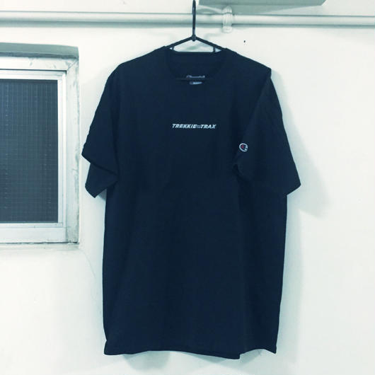 Champion Logo Tee Black