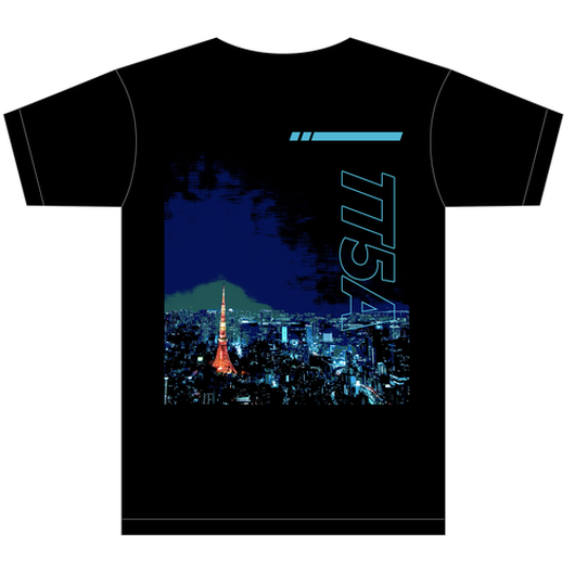 """TREKKIE TRAX """"TT5A"""" T-Shirt"""