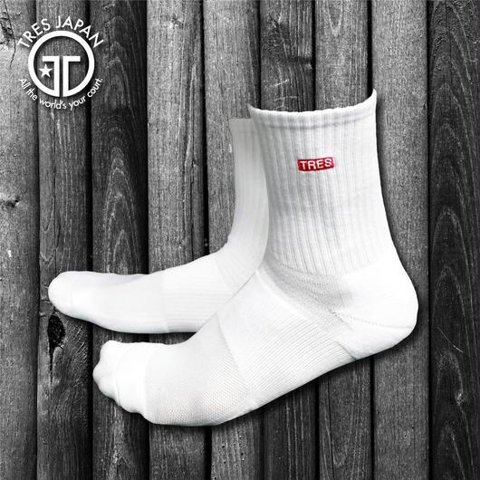 【TMC】BASKET SOCKS  1POINT(Pink)