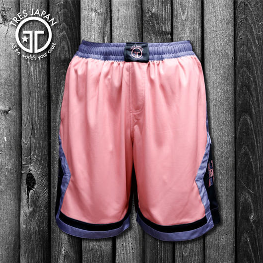【TMC】Diamond Pocket Pants(Pink)