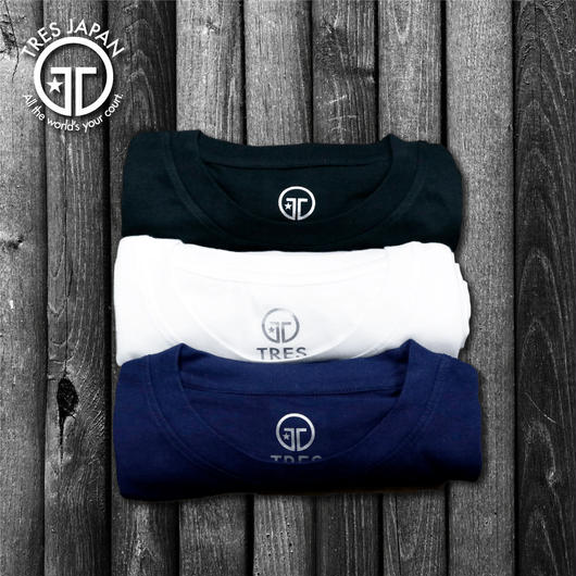 【TMC】3 Pack Cotton T-shirts(Black/White/Navy)