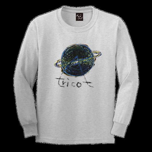 宇宙ロングティーシャツ