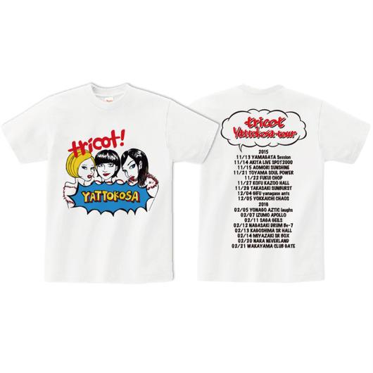 YATTOKOSA三姉妹T-Shirts