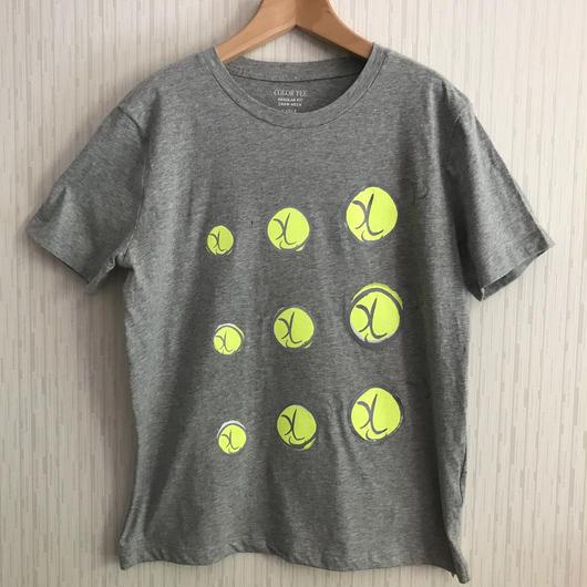 テニスボールコロコロTシャツ