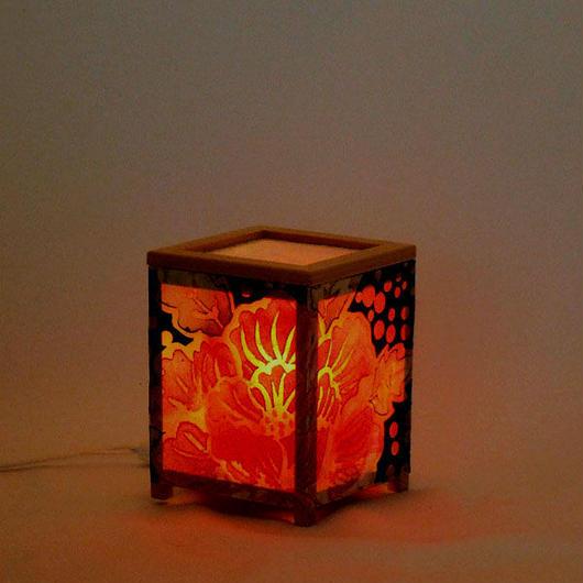 ねぷたの牡丹絵灯籠(貼り付け型)