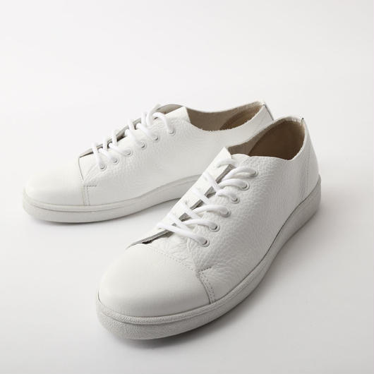 1503 LEATHER SNEAKER 220WHITE