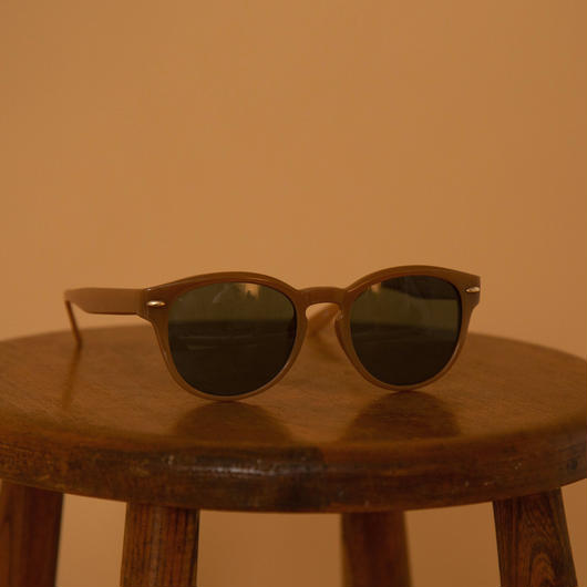 calme original eyewear(BEIGE)