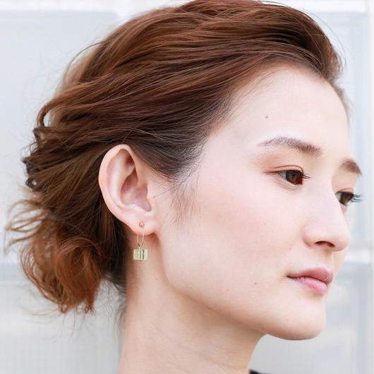 LEAD PIKO ONE EARRING リードピコワンイヤリング