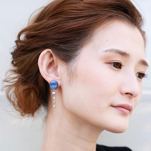 NEW FLASH GOLD Earring フラッシュイヤリング