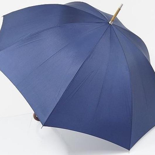 S0824 TOMORROWLAND トゥモローランド 紳士傘 USED美品 シンプル 63cm 中古 ブランド