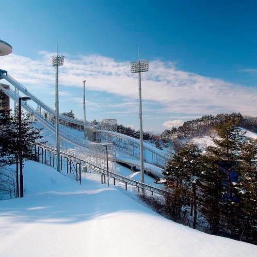 平昌冬季オリンピック開催地視察ツアー(江原道一帯&ソウル)4泊(往復JAL使用・お土産付き)