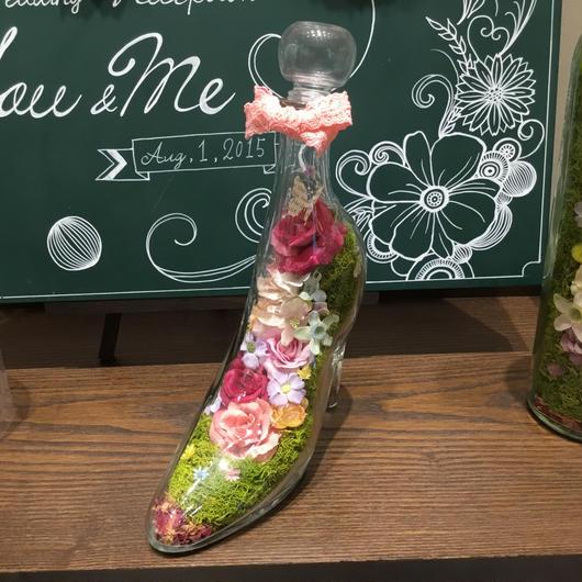 """""""ガラスの靴"""" Cinderella Flower order"""